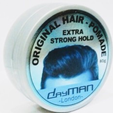 DAYMAN LONDON HAIR POMADE EXTRA STRONG HOLD - 80g