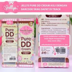Jual Dd Cream Pure By Jellys Original Thailand 100 Dki Jakarta Murah