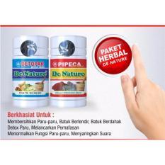 Pusat Jual Beli De Nature Kapsul Detopar Dan Pipeca Obat Herbal Asli Indonesia