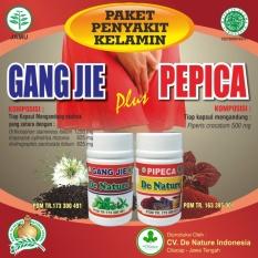 Harga Obat Kencing Nanah Sipilis Gonore Herbal De Nature Termurah