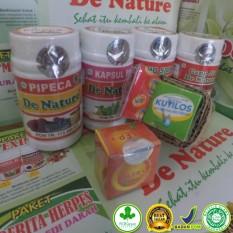 Beli De Nature Obat Kutil K*l*m*n Herbal Lengkap