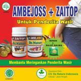 Harga Obat Wasir Ambeyen Herbal De Nature Bonus Salep Best Seller Satu Set