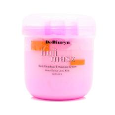 Toko Debiuryn Holimasz Whitening Bleaching Massage Cream Krim Pijat Pemutih Badan 350 Gr Terlengkap