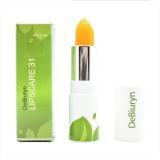 Spesifikasi Debiuryn Lipscare 31 Lip Balm Lipstick Pelembab Bibir Kering Pecah Pecah 3 5 G Baru