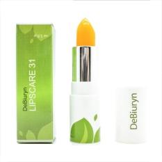 Spek Debiuryn Lipscare 31 Lip Balm Lipstick Pelembab Bibir Kering Pecah Pecah 3 5 G