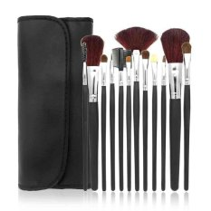 Harga Delice Cosmetic Professional Make Up Brushes M4 Set 12 Pc Branded
