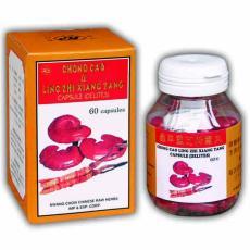 Delites Ling Zhi Xiang Tang 60's - Obat Kencing Manis, Diabetes, Kadar Gula