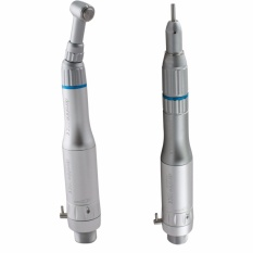 Review Denshine Professional Dental Slow Low Speed Handpiece Kit Push Button Contra Angle Air Motor 2H E Type Intl Denshine