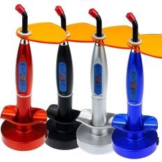Spesifikasi Dental Curing Light Wireless Cordless Led Light Lamp 1200 2000Mw Black Intl Murah Berkualitas