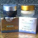 Review Pada Deoonard Gold Silver Cream
