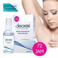 Review Deorex Obat Semprot Penghilang Bau Badan Kaki Ketiak
