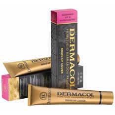 Situs Review Dermacol Foundation Original