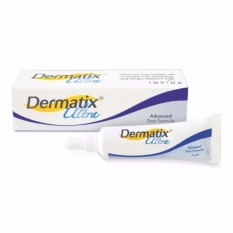 Dermatix Ultra Advanced Scar Treatment Made in USA - Obat Bekas Luka - 15 gram