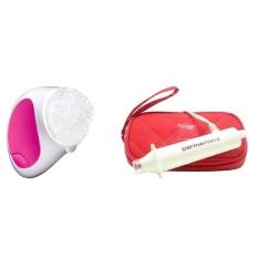 Dermawand Paket Perawatan wajah Skin Care and Pink Skinner Beauty Set