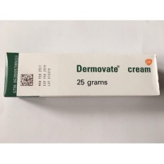 Dermovate Hijau Original Jeddah Arab Saudi - Cream 25 grams