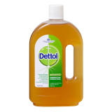 Jual Dettol Cairan Anti Septik 750 Ml Dettol Branded