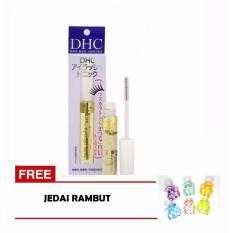 DHC Eyelash Tonic Relian - Serum Pemanjang bulu mata - 1 Buah + Gratis Jedai Ikat Rambut - 1 Buah