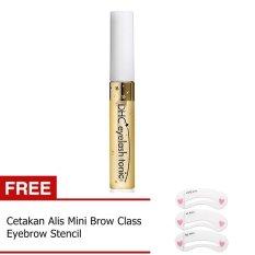 Ulasan Lengkap Tentang Dhc Relian Eyelash Tonic Serum Perawatan Bulu Mata 6 5 Ml Gratis Cetakan Alis Mini Brow Class Eyebrow Stencil