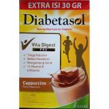 Beli Diabetasol Cappuccino 630Gr 2X315Gr Online Jawa Timur