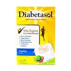 Katalog Diabetasol Susu Diabetes Ada Rasa Vanila 1000 Gram Diabetasol Terbaru