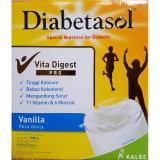Harga Diabetasol Vanilla 1000Gr 2X500Gr Lengkap
