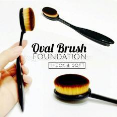 DIGITAL - Kuas Make Up / Kuas Oval / Oval Brush Foundation
