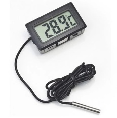 Harga Digital Thermometer With Probe Untuk Aquarium Length 1M Digital Baru