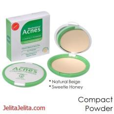 Diskon Lagi !!! Acnes Compact Powder / Bedak Untuk Wajah Berjerawat /