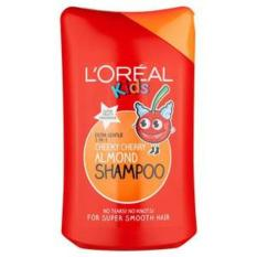 Diskon Loreal Paris Kids 2 In 1 Cheeky Cherry Almond Shampoo 250 Ml Murah