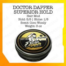 Doctor Dapper - Superior Hold | Hair Mud