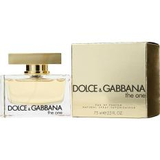 Spesifikasi Dolce Gabbana The One Women Edp 75Ml Dolce Gabbana Terbaru
