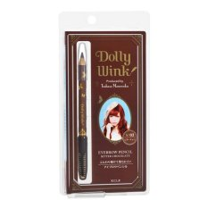 Dolly Wink Eyebrow Pencil No. 03 Bitter Chocolate
