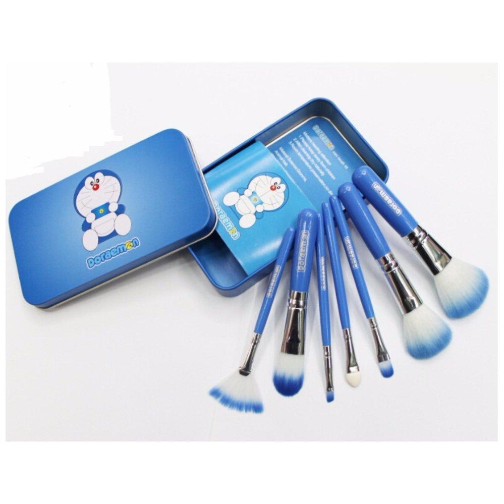 Uncategorized Page 40 Info Harga Berbagai Produk Terbaik Doraemon Brush Kaleng 7 In 1 Make Up Kuas Tempat Penyimpanan Box Berbahan Logamyang Elegan Makeup Kit With Metal Biru Isi