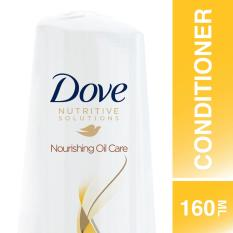 DOVE CONDITIONER NOURISHING OIL CARE160ML