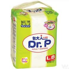 P Adult Diaper, Popok · DR.P Basic Type L-8 - DR.P Adult Diaper, Popok Dewasa, Popok Orang Tua, Popok Orang Sakit, Pampers ...