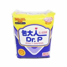Harga Dr P Special Type M 10 Dr P *d*lt Diaper Popok Dewasa Popok Orang Tua Popok Orang Sakit Satu Set