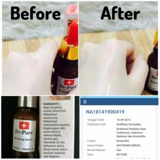 Dr Pure - Serum Pemutih Muka Bikin Glowing Cerah Bpom