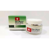 Spesifikasi Dr Pure White Natural Lightening Cream With Aloe Vera Original Bpom Dan Harga