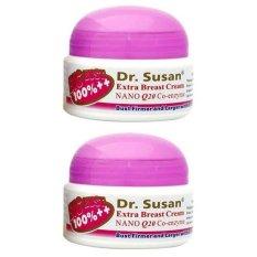 Dr. Susan Cream Pembesar Payudara - 2 Pack