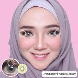 Spesifikasi Dreamcolor1 Adeline Brown Softlens Minus 2 00 Gratis Lenscase Yg Baik