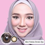 Jual Dreamcolor1 Mini Tubtim Brown Softlens Minus 3 25 Gratis Lenscase Dreamcolor1