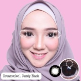 Jual Dreamcolor1 Candy Black Softlens Minus 3 25 Gratis Lenscase Dreamcolor1 Di Indonesia
