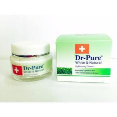 Dr.pure Original - Pemutih Wajah Natural Special Cream Bpom - Putih