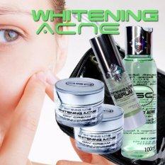 DSC Whitening Acne - Paket Pemutih dan Penghilang Jerawat