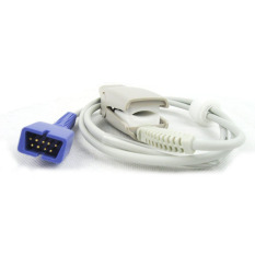 Jual Beli Ds 100A 9 Pin Plug Nellcor *d*lt Finger Clip Oximax Sensor Putih Intl Di Tiongkok