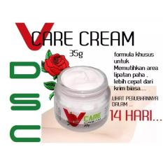 DSC V Care Cream | Pemutih Selangkangan Storesipit