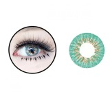 Jual Dubai 3 Tone Softlens Green Tosca 20 8Mm Import
