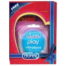 Durex Kondom Paket Love Box Indonesia Diskon 50
