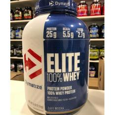 Jual Dymatize Nutrition Elite Whey Protein Isolate 5 Lb Choco Branded Murah