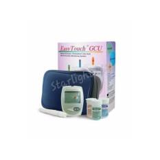 Diskon Produk Easy Touch Alat Gcu 3In1 Alat Cek Gula Darah Asam Urat Dan Kolesterol